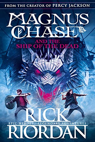9780141342603: Magnus Chase And The Ship Of The Dead (Book 3) (Magnus Chase 3)
