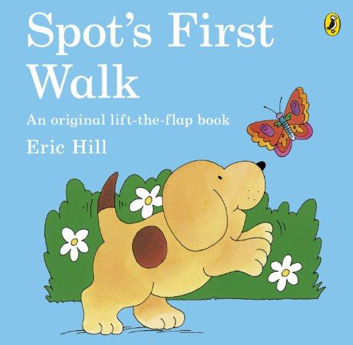 9780141342757: Spot's First Walk