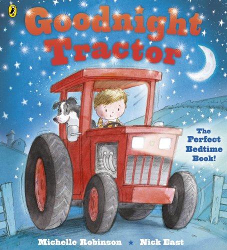 9780141342856: Goodnight Tractor