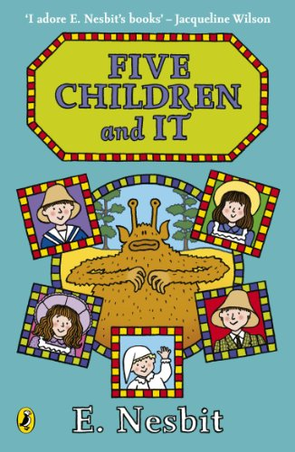 9780141342931: Five Children and It