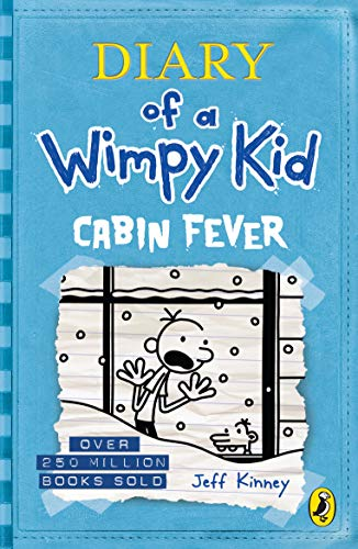 9780141343006: Cabin Fever (Diary of a Wimpy Kid)