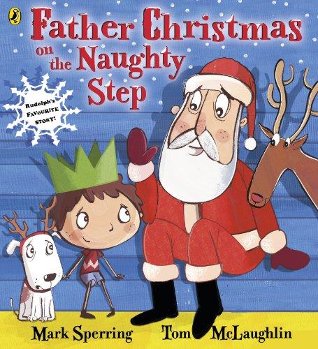 9780141343068: Father Christmas on the Naughty Step