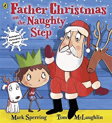 9780141343068: Father Christmas on the Naughty Step