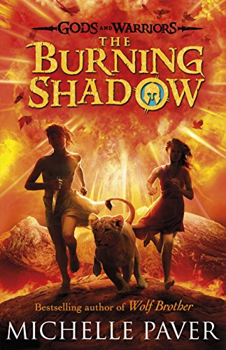 9780141343099: Burning Shadow (Gods and Warriors Book 2), the