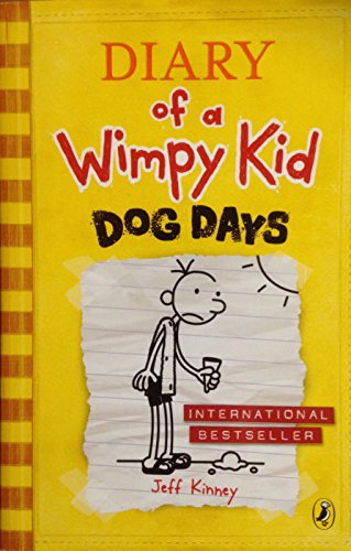 9780141343143: Diary of a Wimpy Kid Dog Days