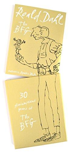 9780141343440: The Bfg Slipcase Gift Edition