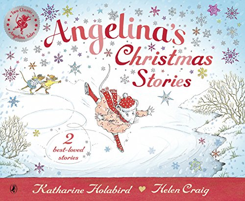 9780141343624: Angelina's Christmas Stories (Angelina Ballerina)