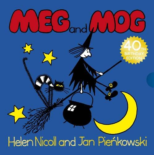9780141343679: Meg And Mog 40th Anniversary Slipcase Edition