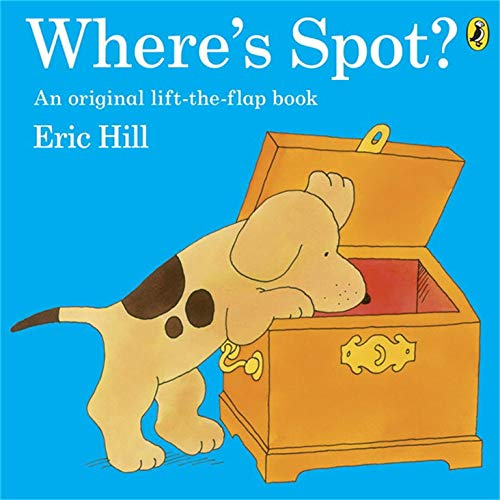 9780141343747: Where's Spot? (Fun with Spot)