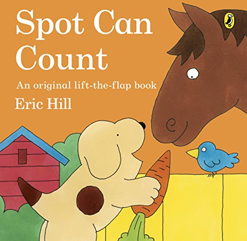 9780141343792: Spot Can Count Lift-the-flap (Spot (Paperback))