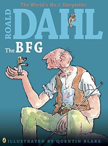 9780141344089: The BFG (colour edition) (Roald Dahl)