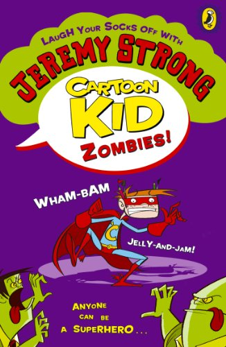 9780141344171: Cartoon Kid - Zombies!
