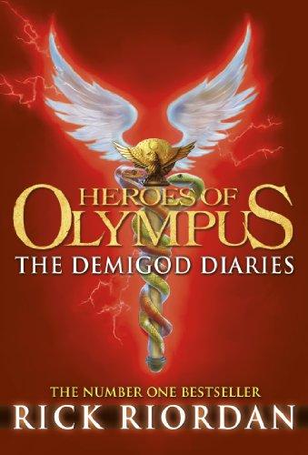 9780141344379: The Demigod Diaries (Heroes of Olympus)