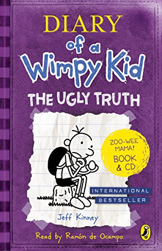 9780141344393: Diary Of A Wimpy Kid. The Ugly Truth (+ CD)
