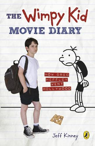 9780141344508: The Wimpy Kid Movie Diary: How Greg Heffley Went Hollywood