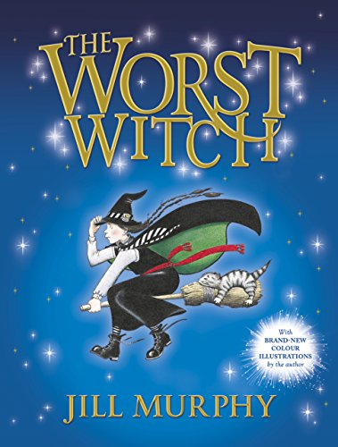 9780141344515: The Worst Witch - Colour Gift Edition