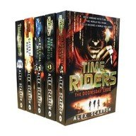 9780141344720: Time-Rider Collection