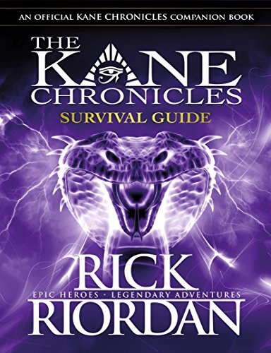 9780141344799: The Kane Chronicles: Survival Guide