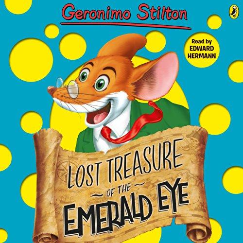 9780141344942: Geronimo Stilton: Lost Treasure of the Emerald Eye (#1)