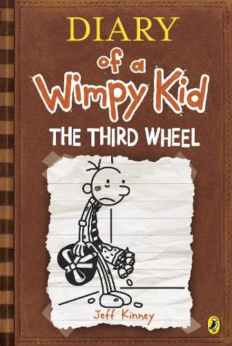 9780141344980: Diary of a Wimpy Kid: The Third Wheel (Book 7)
