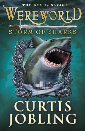 9780141345000: Wereworld: Storm of Sharks (Book 5)