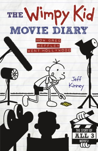 9780141345154: The Wimpy Kid Movie Diary: How Greg Heffley Went Hollywood