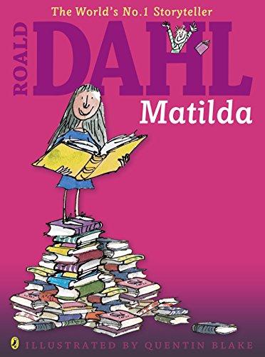 9780141345161: Matilda (Colour Edition)