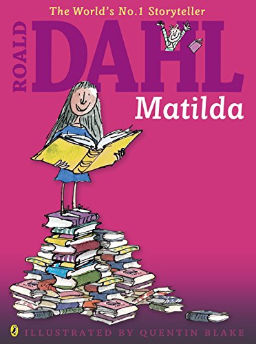 9780141345161: Matilda (Colour Edition)