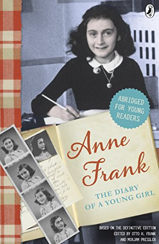 9780141345352: The Diary of Anne Frank (Abridged for young readers)