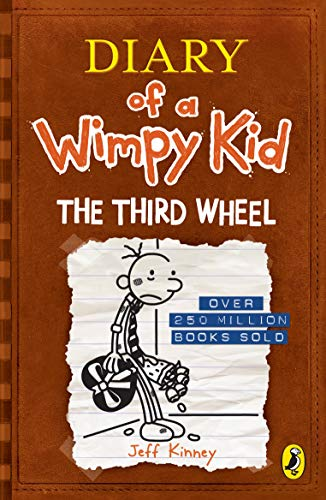 9780141345741: The Third Wheel (Diary of a Wimpy Kid book 7)