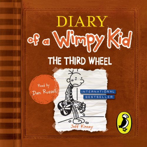 9780141345901: Diary of a Wimpy Kid: The Third Wheel (Book 7)