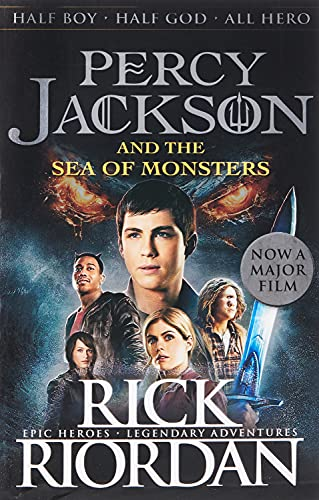 9780141346137: Percy Jackson and the Sea of Monsters (Book 2)