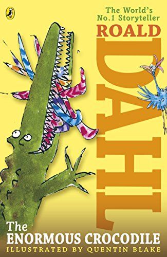 9780141346472: The Enormous Crocodile (Dahl Fiction)