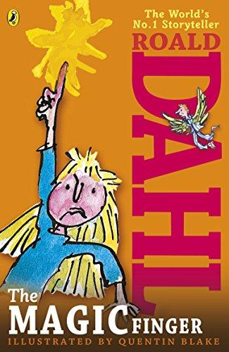 The Magic Finger: Roald Dahl