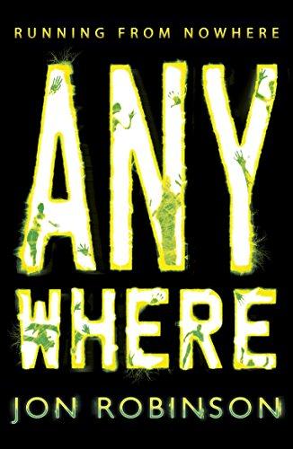 9780141346571: Anywhere (Nowhere Book 2)