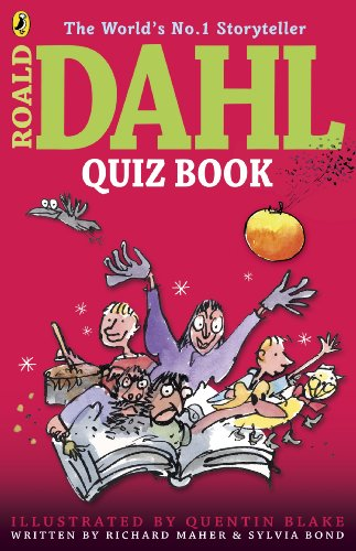 9780141346687: The Roald Dahl Quiz Book