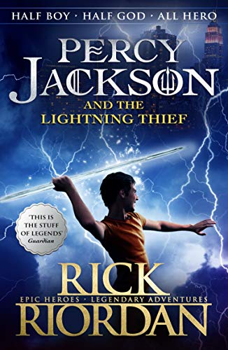 percy jackson and the lightning thief pdf book