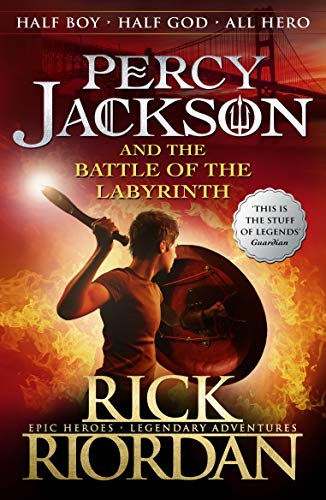 9780141346830: Percy Jackson and the Battle of the Labyrinth (Book 4)