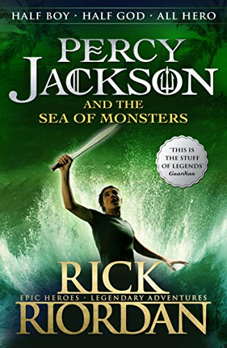 9780141346847: Percy Jackson and the Sea of Monsters (Book 2)