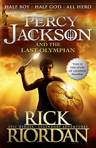 9780141346885: Percy Jackson and the Last Olympian (Book 5)