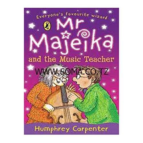 9780141347028: Mr Majeika and the School Book Week