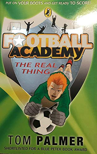 9780141347158: Football Academy: The Real Thing