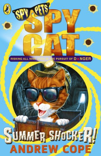 9780141347202: Spy Cat: Summer Shocker! (Spy Pets)