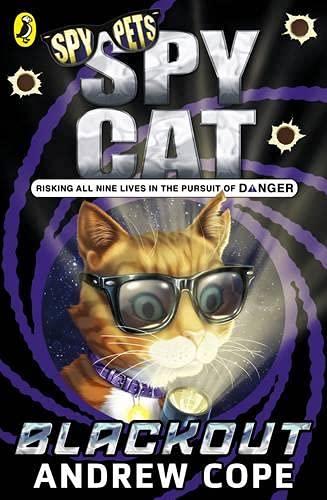 9780141347226: Spy Cat: Blackout (Spy Cat 2)