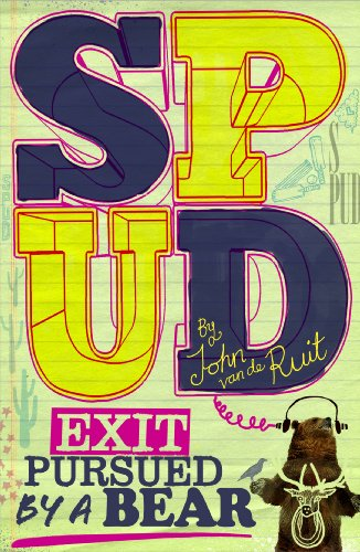 9780141348278: Spud: Exit, Pursued by a Bear