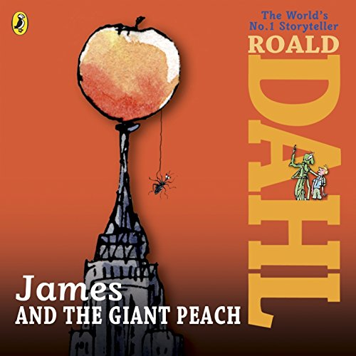 9780141348339: James and the Giant Peach (Fuzzy stickers 2018 edition) (Audio Book)