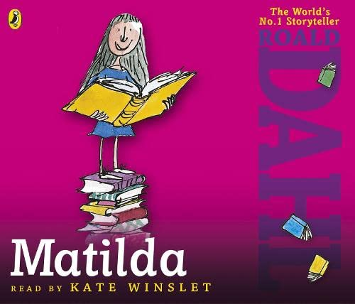 9780141348346: Matilda (Audio Book)