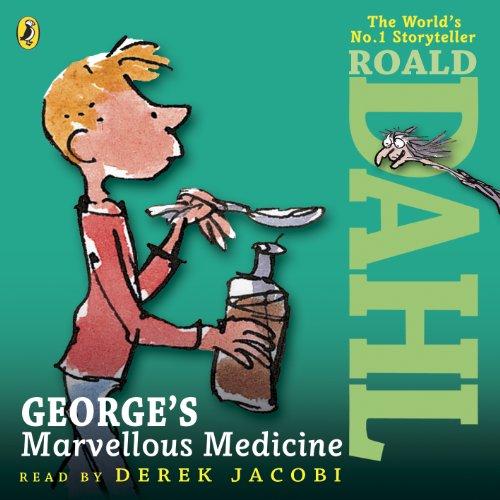 9780141348353: George's Marvellous Medicine