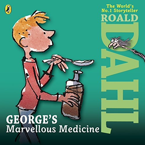 9780141348353: George's Marvellous Medicine (Dahl Audio)