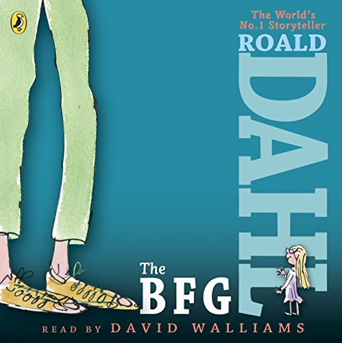 9780141348360: The BFG (Audio Book)